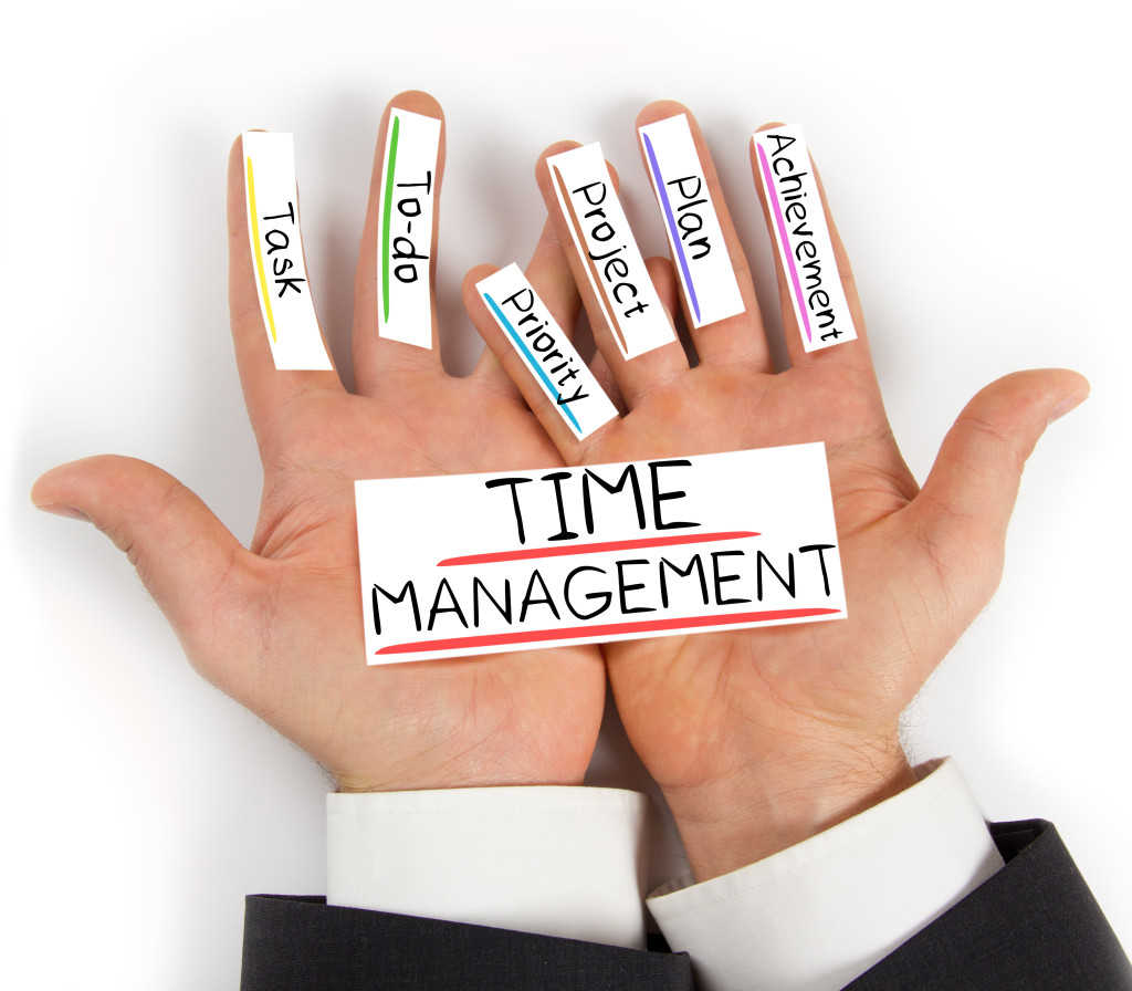 Time Management vs Self Management