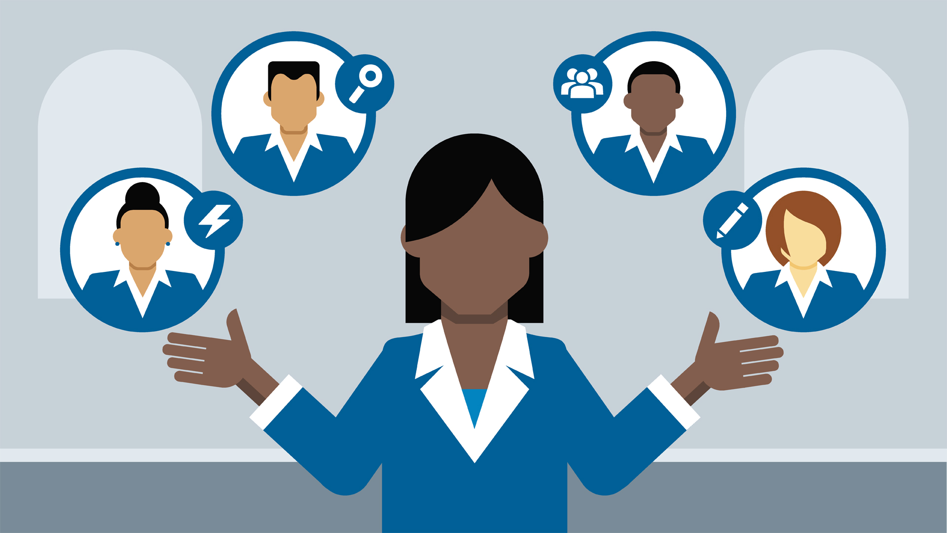 What are the things to avoid when managing your team?